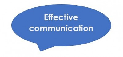 Effective ways to communicate